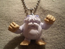 Digimon Mojyamon Figure Charm Anime Jewelry Necklace - $7.83