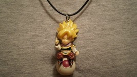 Dragonball Z Dragon Ball Super Saiyan Goku Necklace DBZ Collectible Jewelry - $7.83