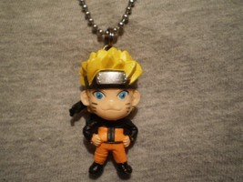 Naruto Figure Charm Cartoon Anime Jewelry Necklace Gift Cool Collectible - $9.79