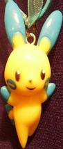 Pokemon Minun Charm Figure Anime Cute Necklace - $9.99