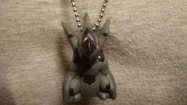 Zekrom Pokemon Figure Charm Anime Necklace Collectible Novelty Cool Jewelry - $9.79
