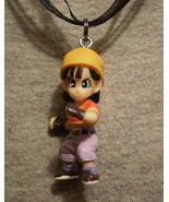 Pan Dragon Ball Z DBZ Girl Figure Charm Gift Necklace - $8.81
