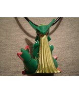 Rayquaza Pokemon Necklace Dragon Anime Cool Novelty Gift Figure Charm Je... - $10.77