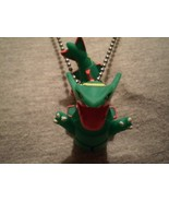 Novelty Pokemon Rayquaza Dragon Figure Charm Necklace Anime Cool Gift Je... - $9.79