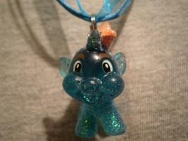 My Little Pony Snips Figure Unicorn Necklace Charm Cute Kawaii Gift Jewelry - $9.99