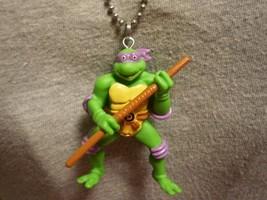 Teenage Mutant Ninja Turtles Donatello  Necklace Figure Charm Cool Jewelry - $9.99