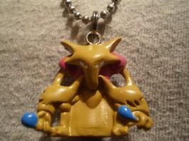 Alakazam Pokemon Anime Figure Charm Necklace Kawaii Cool Collectible Jewelry - $9.99