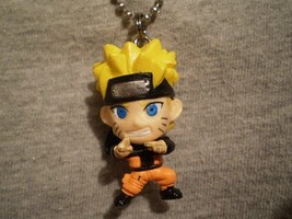Naruto Figure Anime Charm Cartoon Jewelry Necklace Gift Cool Collectible - $10.77