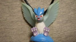Articuno Pokemon Bird Figure Charm Anime Necklace Novelty Collectible Jewelry - $11.75