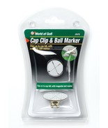 Jef World of Golf Gifts and Gallery, Inc. Cap Clip and Ball Markers - $10.69