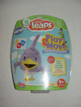 New LeapFrog Baby Little Leaps Play & Move Learn Through Movement Game C... - $6.99
