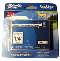 Brother P-Touch TZe-211 Tape - $5.00