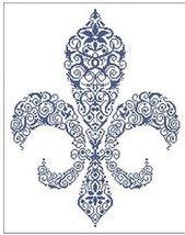 Fleur de Fleur cross stitch chart Alessandra Adelaide Needleworks - $16.75