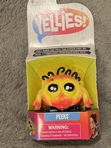 Yellies; Peeks, voice-activated spider pet. Ages 5 and up - $17.00