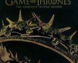 Game of Thrones: The Complete Second Season 2 (Blu-ray Disc Set) HBO TV Series
