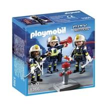 PLAYMOBIL Fire Rescue Crew - $17.90