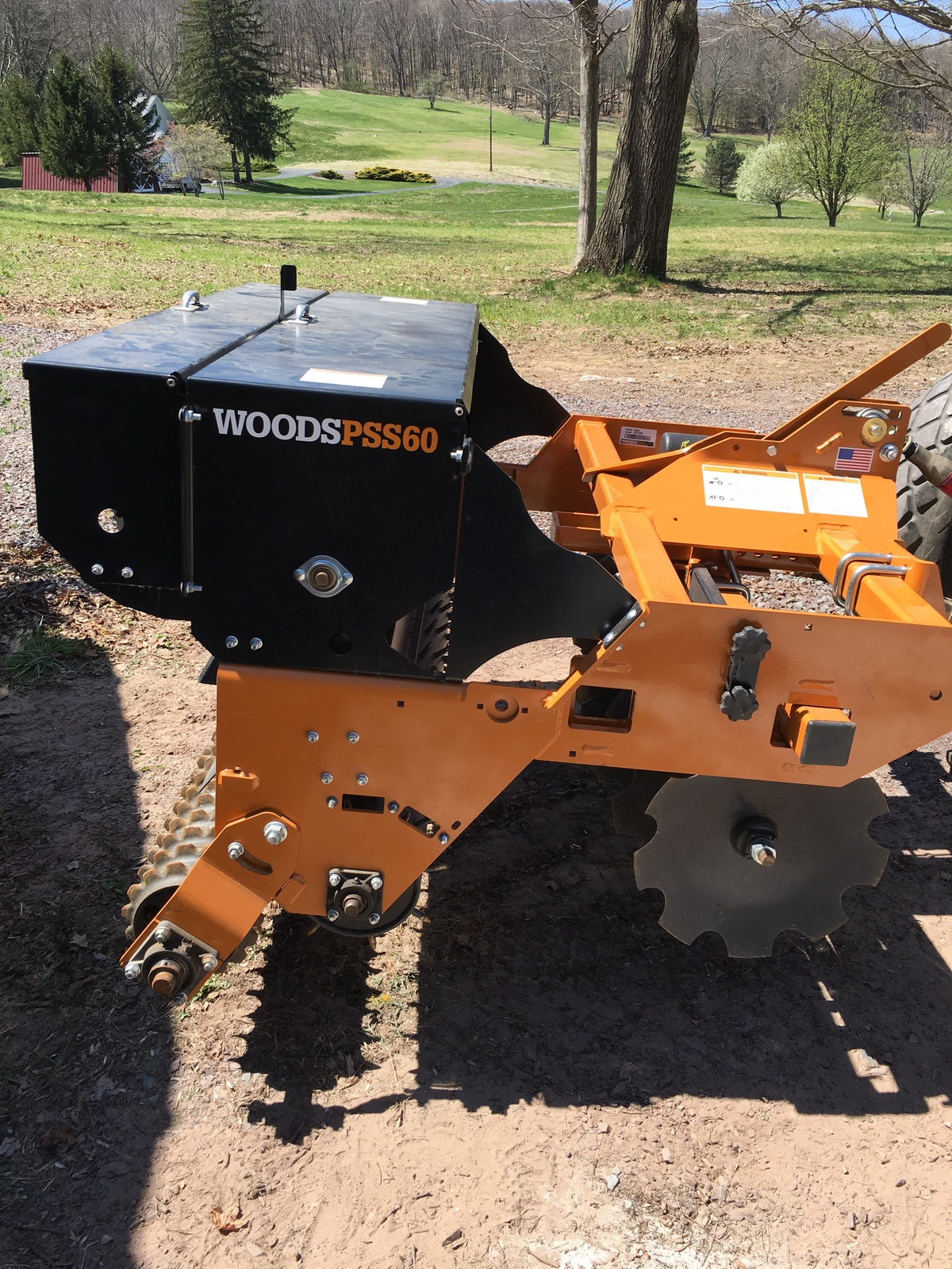 Wood PSS60 For Sale in Harding, PA 18643