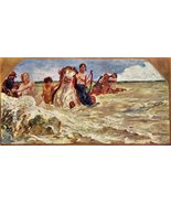Roshni Arts - Famous Masterpieces 100% Hand Painted Oil on Canvas - Sea ... - $404.91