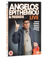 Angelos Epithemiou & Friends - Live [DVD] - Preowned - $6.00