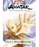 Avatar - Book 1: Water - Volume 1 [DVD] - PRE-Owned - $5.48