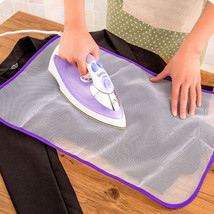 Ironing Cloth Protective Mesh Guard Garment Press Scorch Heat Resistant... - $2.19
