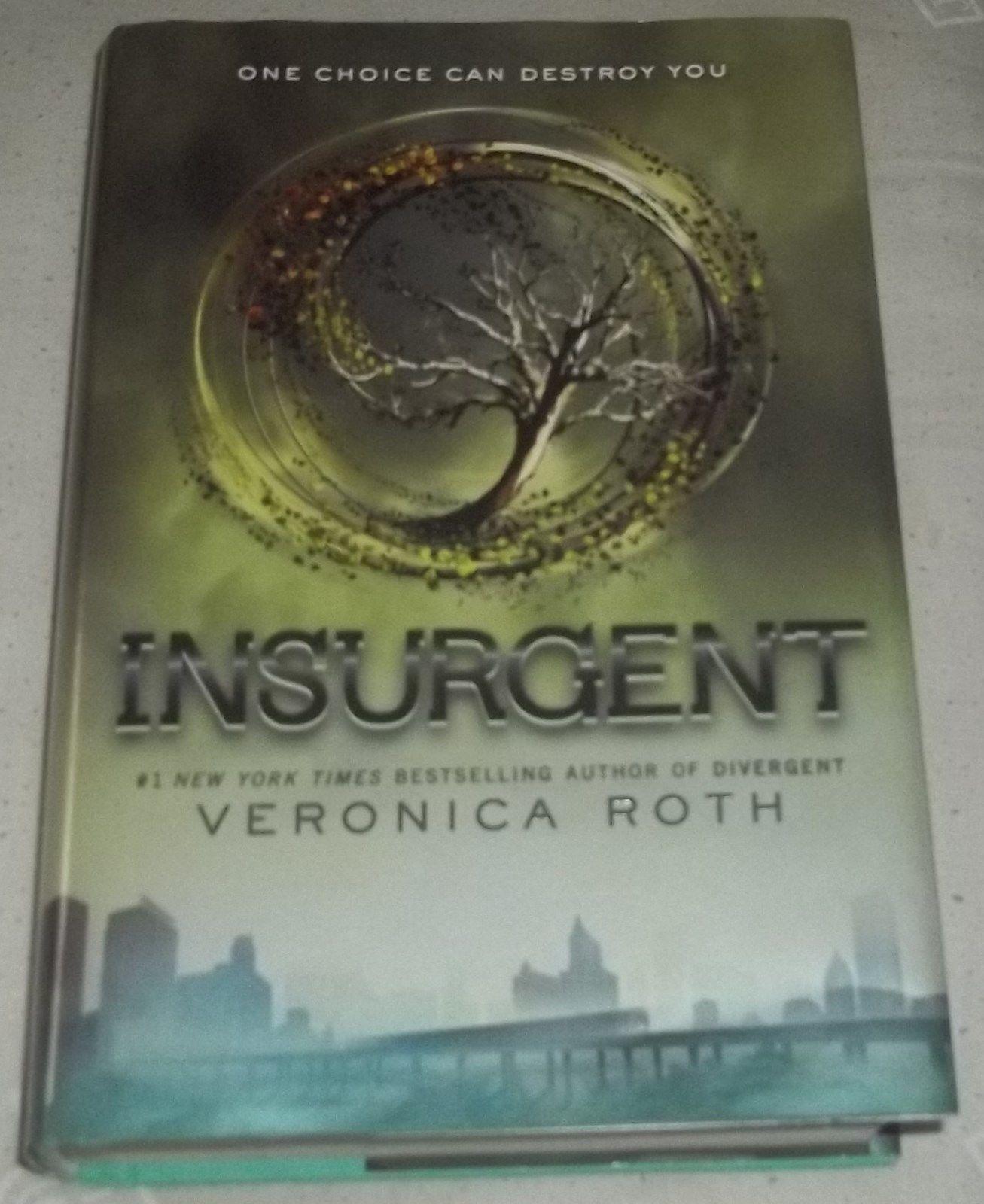 insurgent book veronica roth pdf