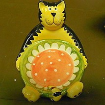 Fat Cat Soap Dish New size approx. 6 inches lon... - $14.84