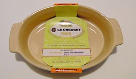 Le Creuset Poterie 11 inch Oval bake Dish Quality Stoneware Caribbean Bl... - €31,49 EUR