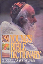 Young's Bible Dictionary by G. Douglas Young (1984, Hardcover) - $9.89