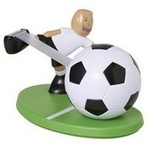 Scotch Magic Tape Dispenser Soccer Player New For Office or Home - $130,83 MXN