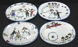 Sprose Ceramic Dishes Wedding Bride Groom Somet... - $37.39