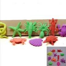 Growing Animal Toys Water Expansion Toy Colorful Creative Kids Toys - 10pcs w... image 1