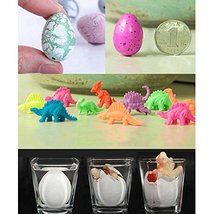 Funny Magic Growing Hatching Dinosaur Eggs Children Toy - 6 pcs Eggs with Ran... image 3
