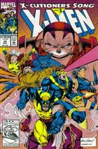 X-Men #14 : Fingers on the Trigger (X-Cutioner's Song - Marvel Comics) [Comic... - $2.95
