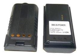2X Replace Macom Harris Jaguar 700P P7100 P7200 P5200 RADIO 3300mAH Li-ION - $133.27