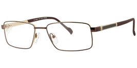 Stepper 60037 SI Eyeglasses in Brown  - $95.99