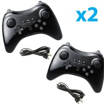 Mascarello 2X New Black High Quality U Pro Bluetooth Wireless Controller... - $29.30
