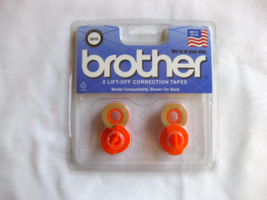 Two Brother Lift-Off Correction Tapes - New - $6.99