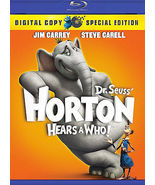 Dr. Seuss' Horton Hears a Who! (Blu-ray Disc, 2... - $8.00