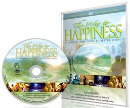 The Way to Happiness: A Common Sense Guide to Better Living (DVD) - €13,26 EUR