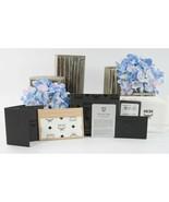 MCM Monogram Spot Viseto White Natural Leather Card Case Holder NWT - $162.86