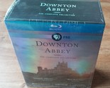 Downton Abbey: The Complete Collection (Blu-ray Disc, 2016, 21-Disc Set) *NEW*