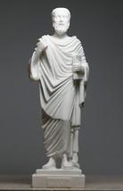 Greek Philosopher PLATO Alabaster Statue Sculpture Figure 9.45΄΄ - $37.54