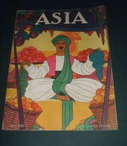 Vintage Issue of Asia magazine for July 1925 , McInTosh Cover, Rare photos  - $21.78