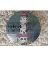 """""""BRISTOL WATERFRONT 1994"""" PINBACK (#1954) - $4.99"""