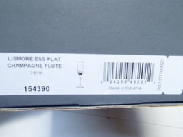 """1 Waterford Lismore Essence Platinum Champagne Flute ~~ 11 1/2"""" in  PRIC... - $34.95"""