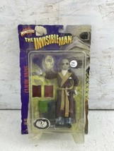Universal Studios Monsters The Invisible Man Series 3 Claude Rains 2000 ... - $89.09