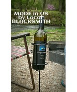 Outdoor Stakes for Wine Bottle / Drink Holder 1 pcs Homemade in US by Bl... - $9.90