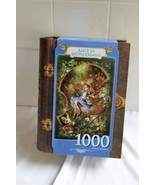 Alice in Wonderland - 1000 Piece Jigsaw Puzzle - Masterpieces - $12.87
