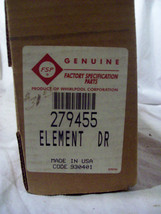 Electric FSP Dryer Element For Whirlpool Corporation Part # 279455 - $28.86